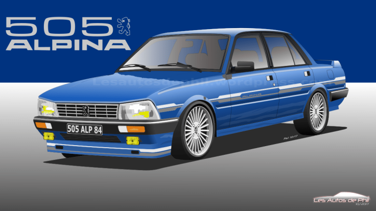 505 Alpina Bleue blog