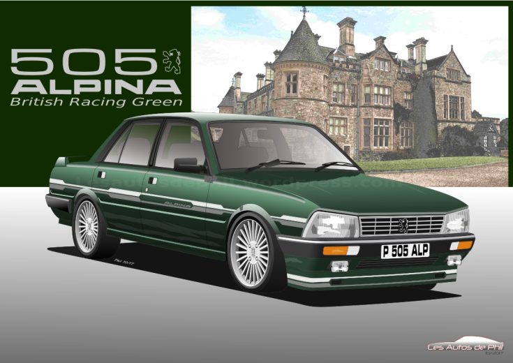 505 Alpina BRG blog