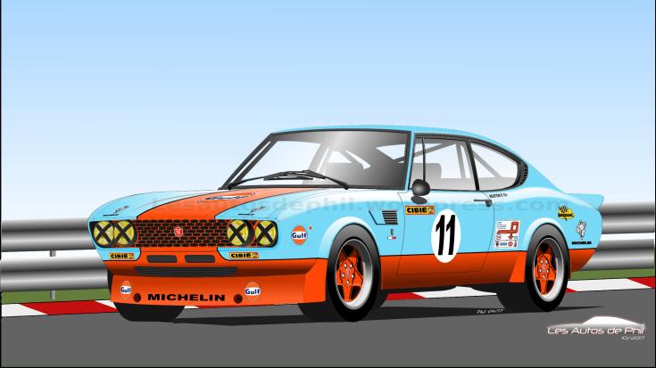 Fiat Dino Racing blog