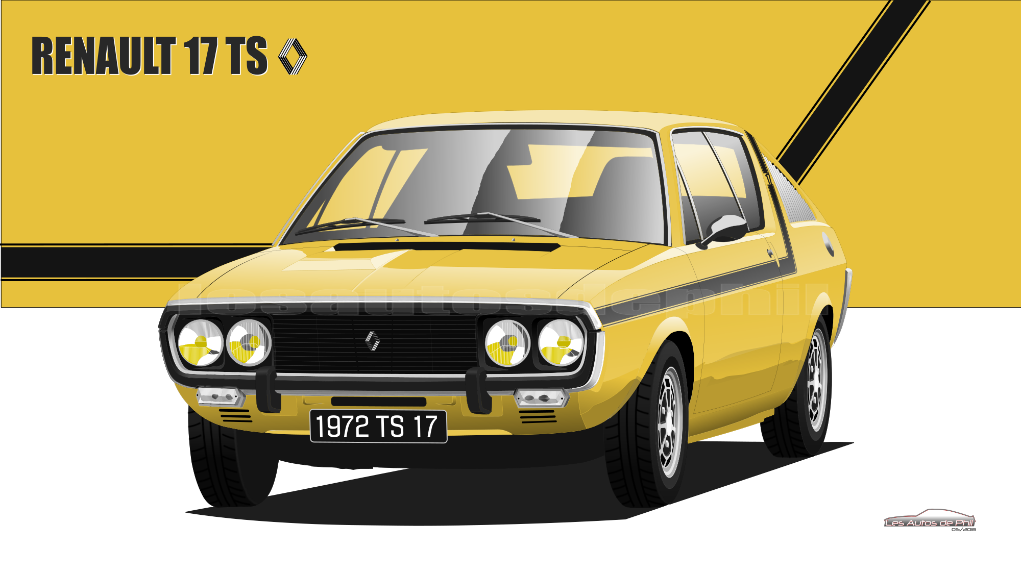 R17 TS jaune blog w