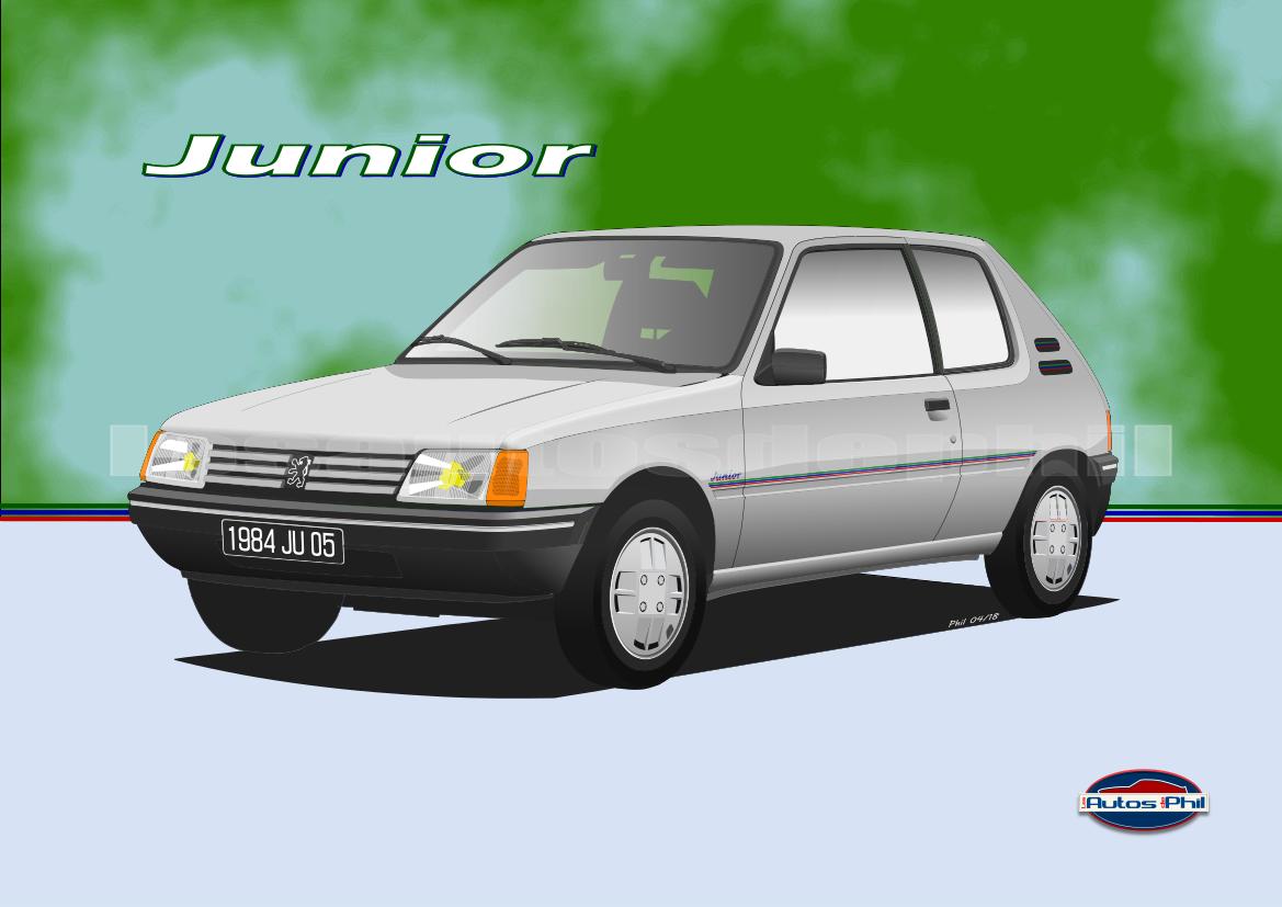 205 3 Junior w